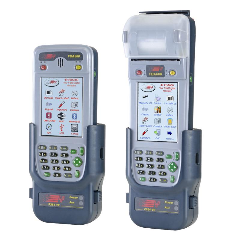 Culla caricabatteria veicolare FDA300-FDA600