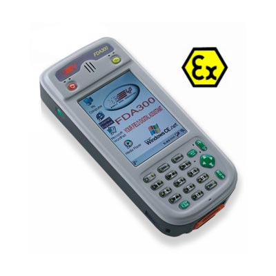 FDA300 EX ATEX Rugged PDA