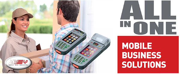 Rugged PDA for Mobile Business Solutions, ALL-IN-ONE FDA600 and FDA300