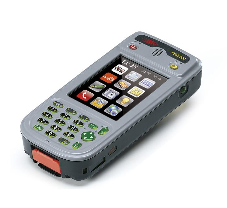 FDA300_ultra-robuster-Industrie-PDA-lange-Batterielaufzeit